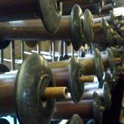machine in north mill belper