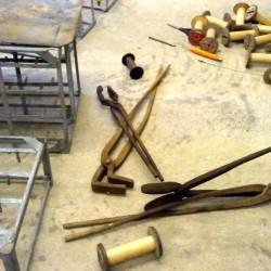 tools of belper north mill