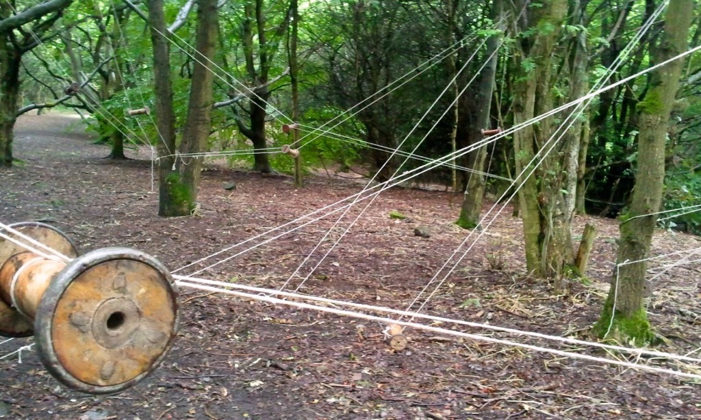bobbin installation in belper parks